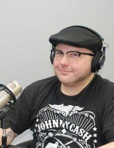 Ben Rose - Host of Motor City Juke Joint on NRM Streamcast