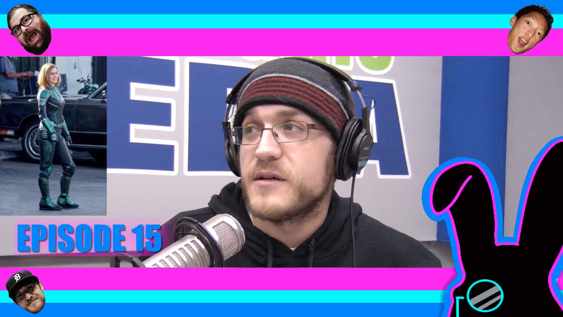 Geektainment Weekly - Episode 15