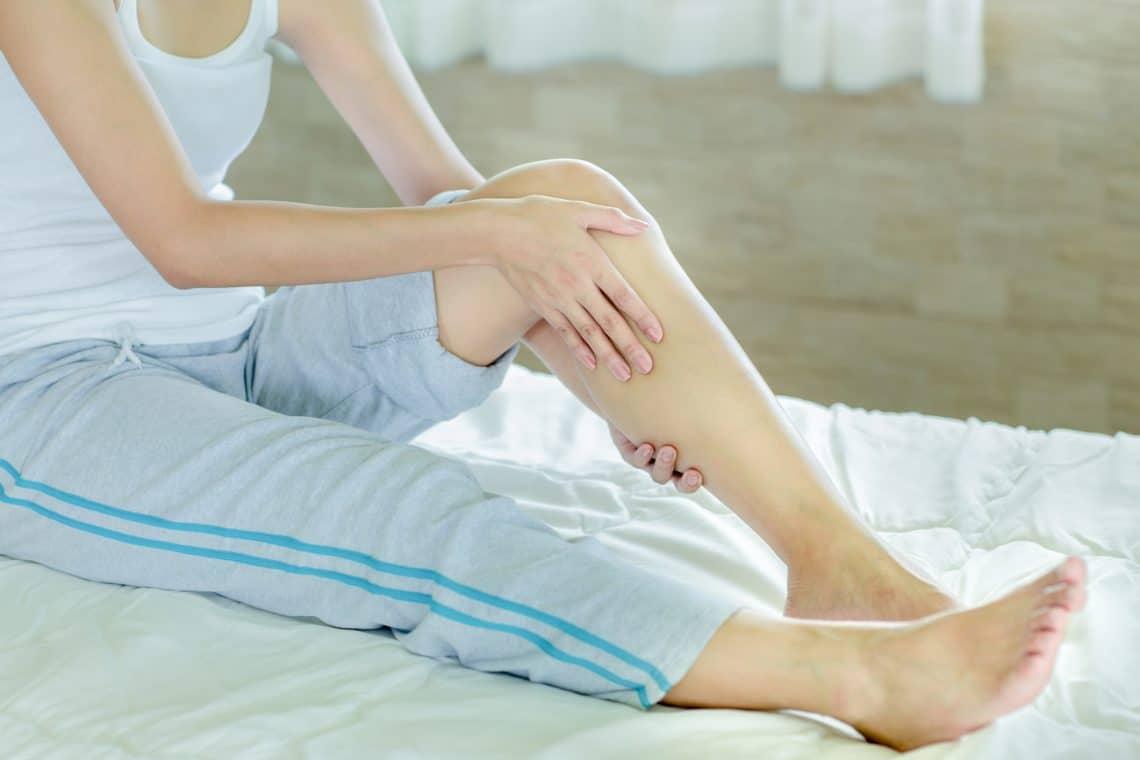 Prescription for Your Health on New Radio Media - Leg Cramp