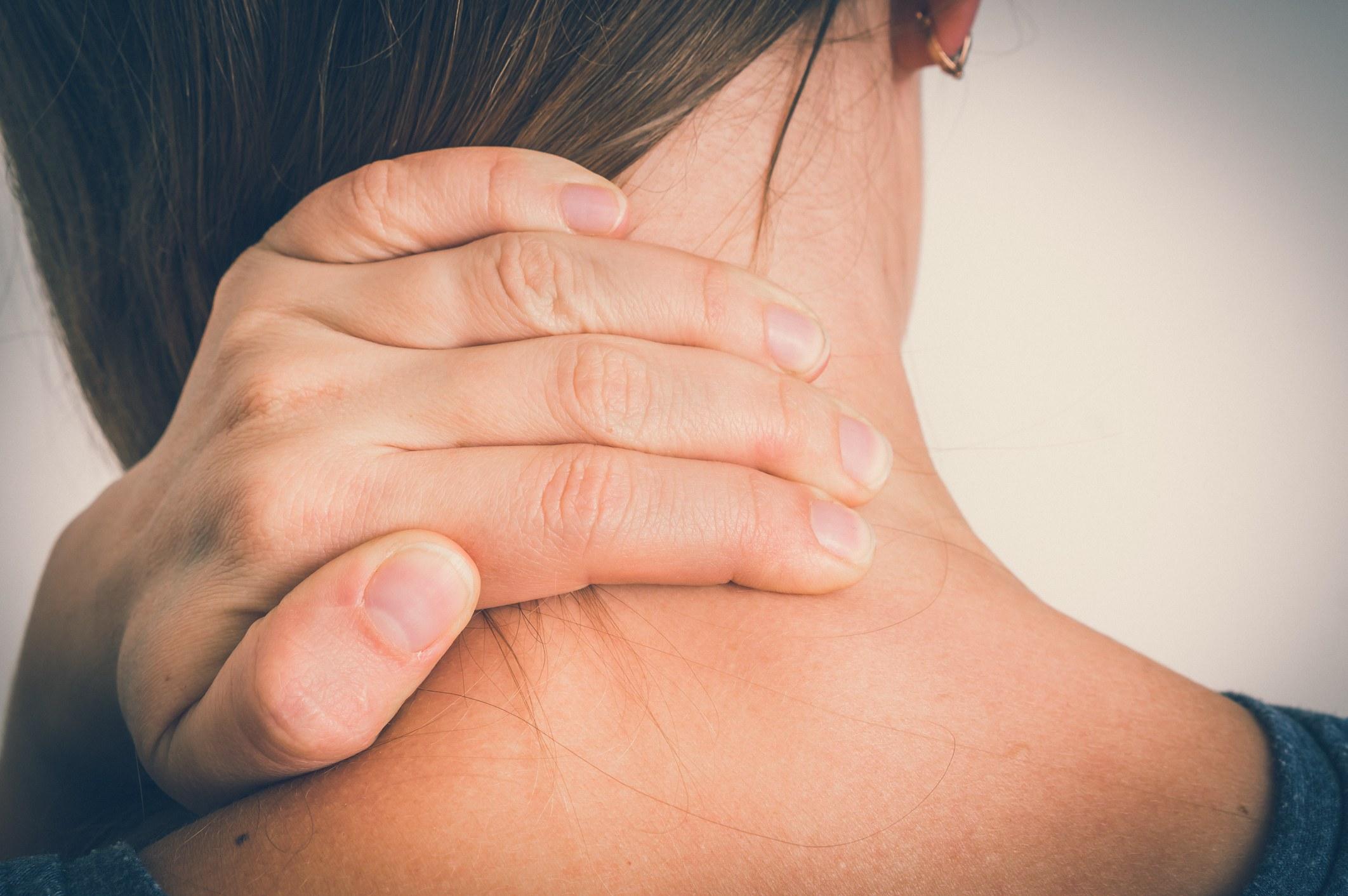 Neck Pain - Prescription for Your Health - New Radio Media