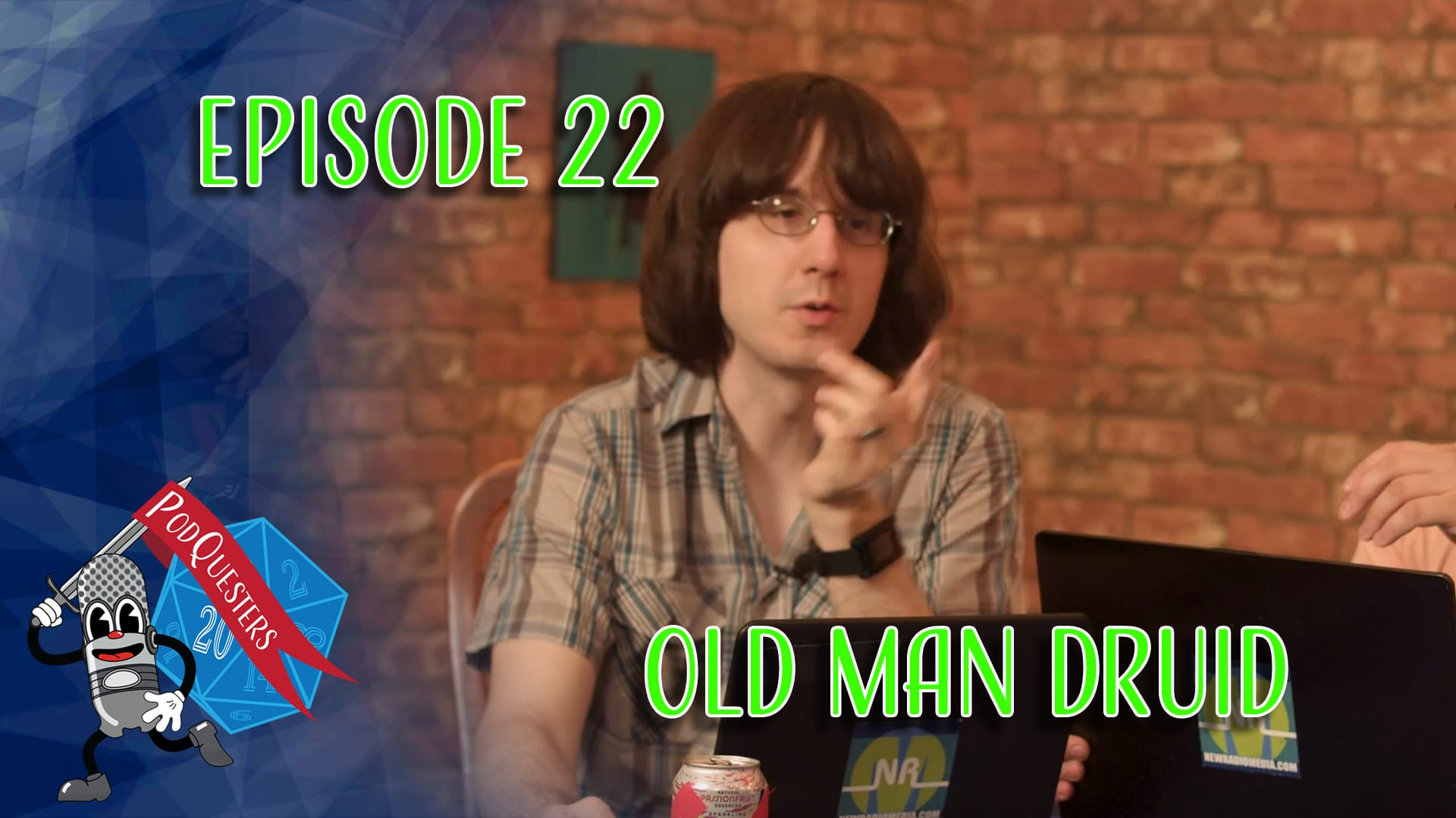 Podquesters - Episode 22: Old Man Druid