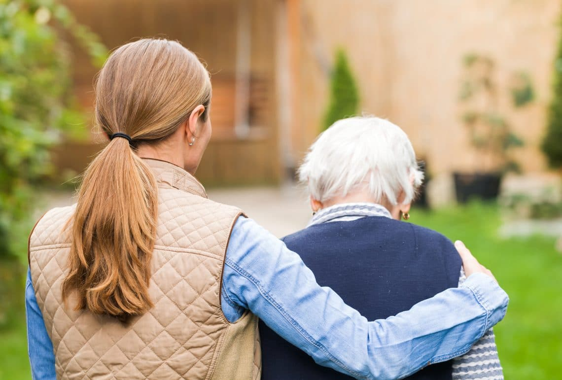 Prescription for Your Health - Caring for Alzheimer's Patients