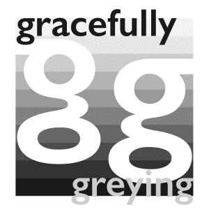 Gracefully Greying on New Radio Media