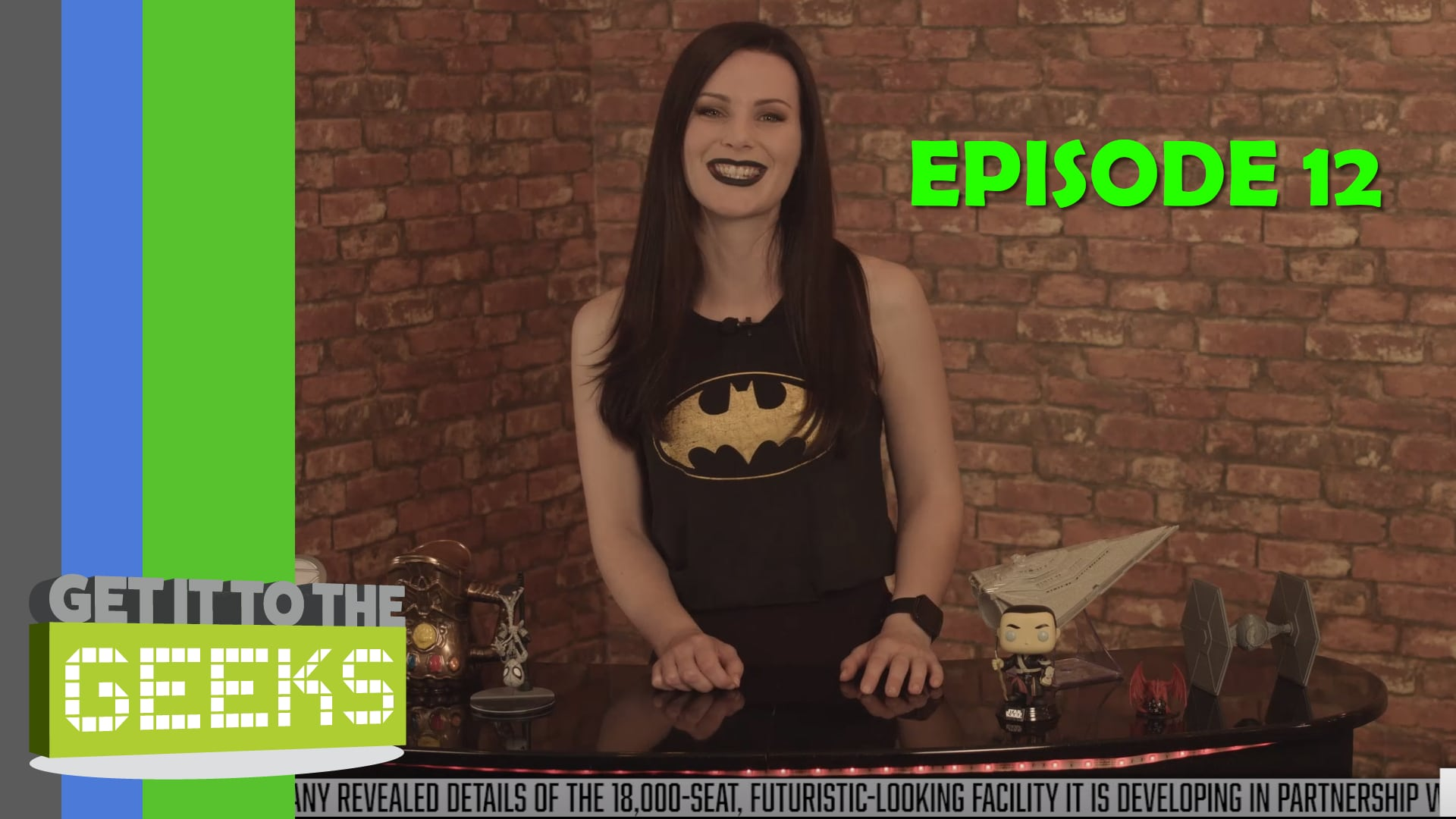 Get It To The Geeks - Episode 12: 12% Of A Plan