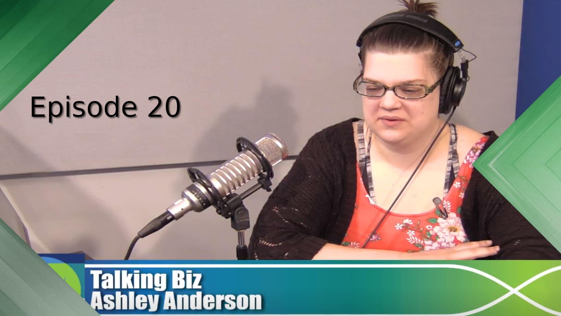 Talking Biz - Episode 20