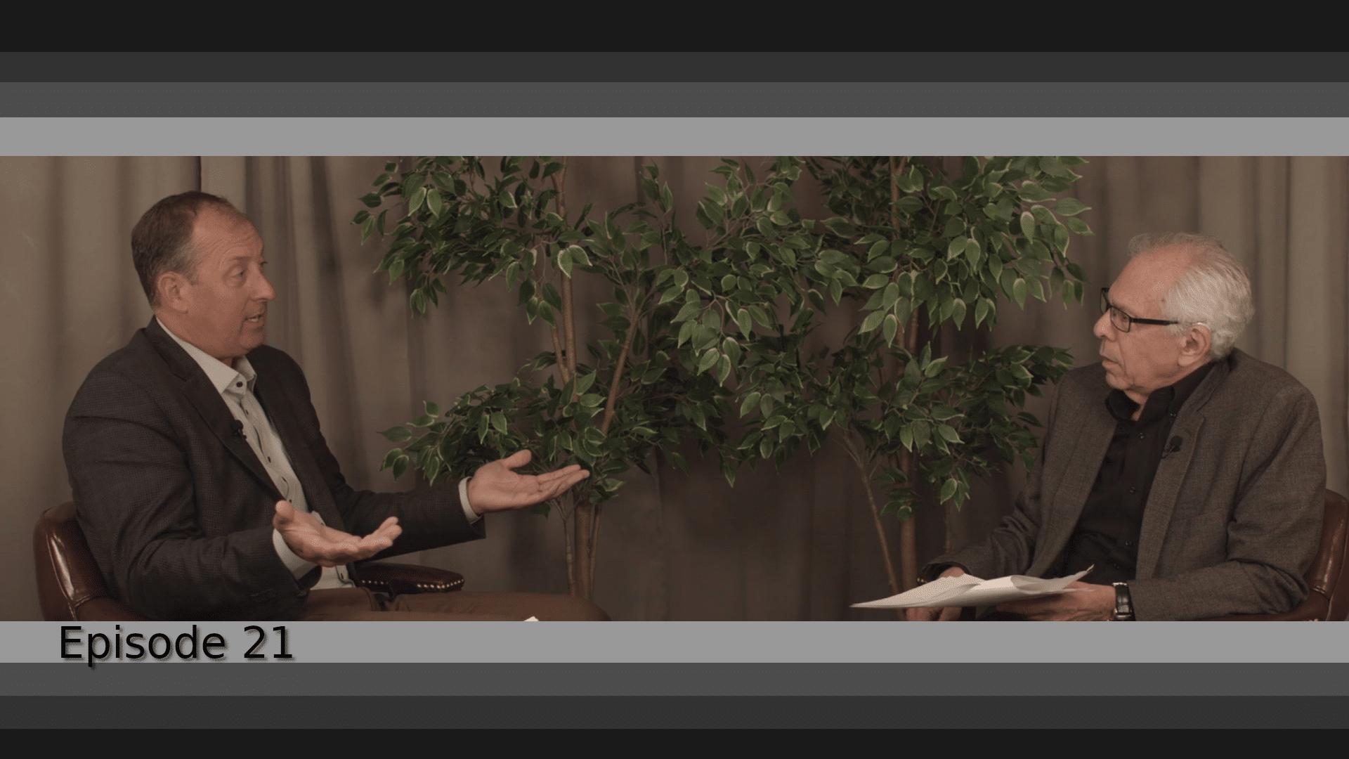 Gracefully Greying - Episode 21