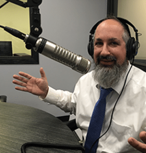 Rabbi Tzvi Jacobson - Host of Let's Talk Torah