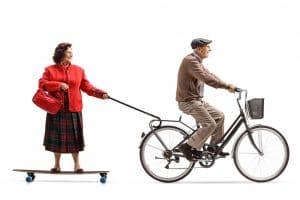 Gracefully Greying - Seuss for Seniors
