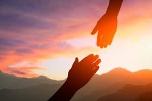 Helping Hand - Suicide Awareness