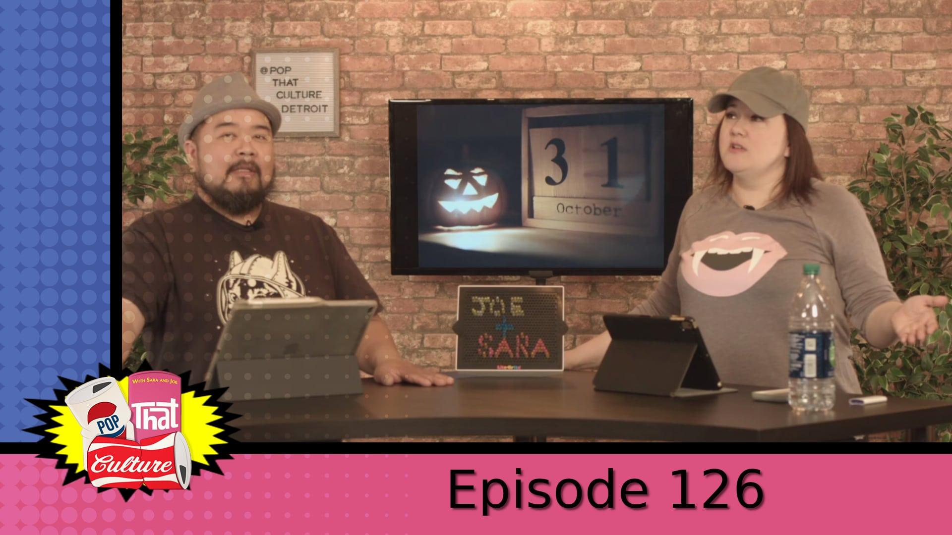 Pop That Culture - Episode 126