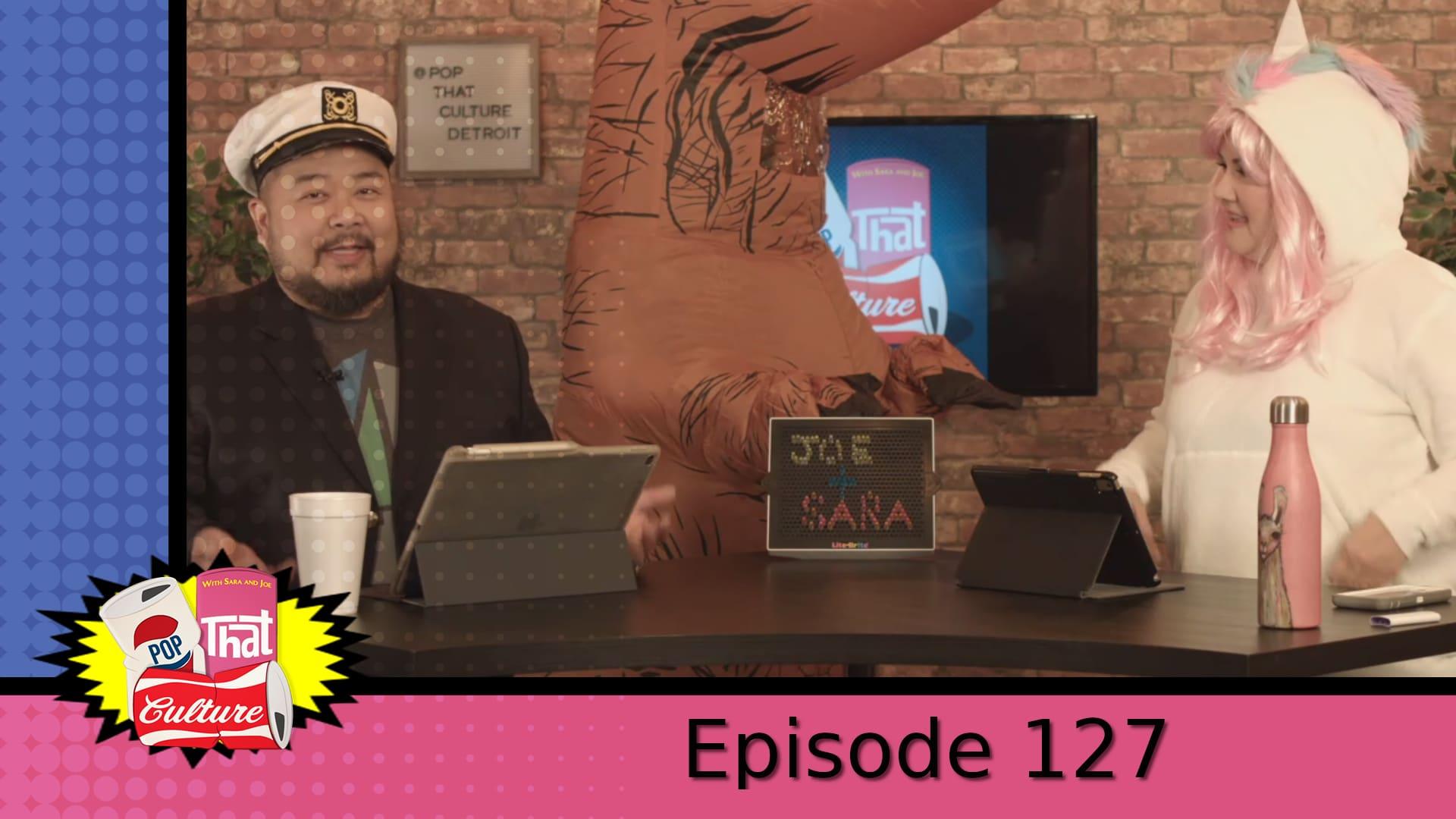 Pop That Culture - Episode 127
