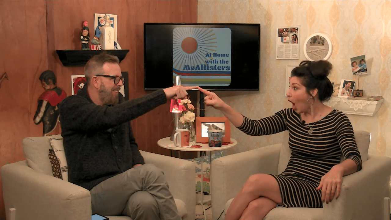 At Home with the McAllisters - Episode 158