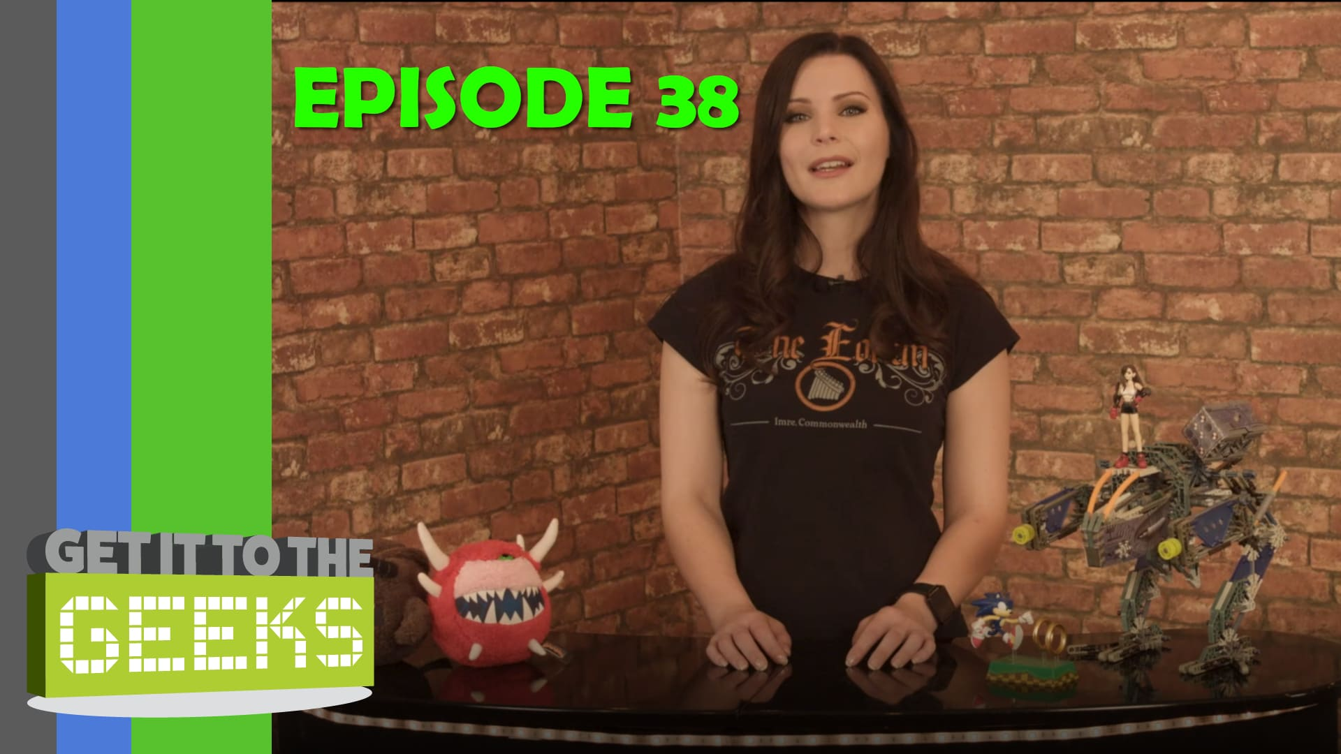 Get It To The Geeks - Episode 38