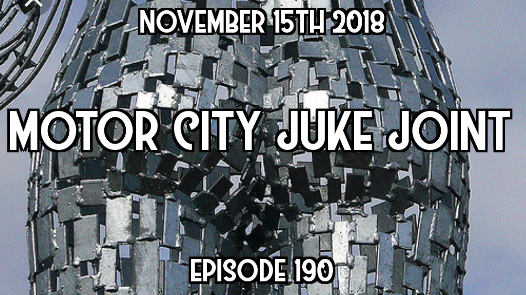 Motor City Juke Joint - Episode 190