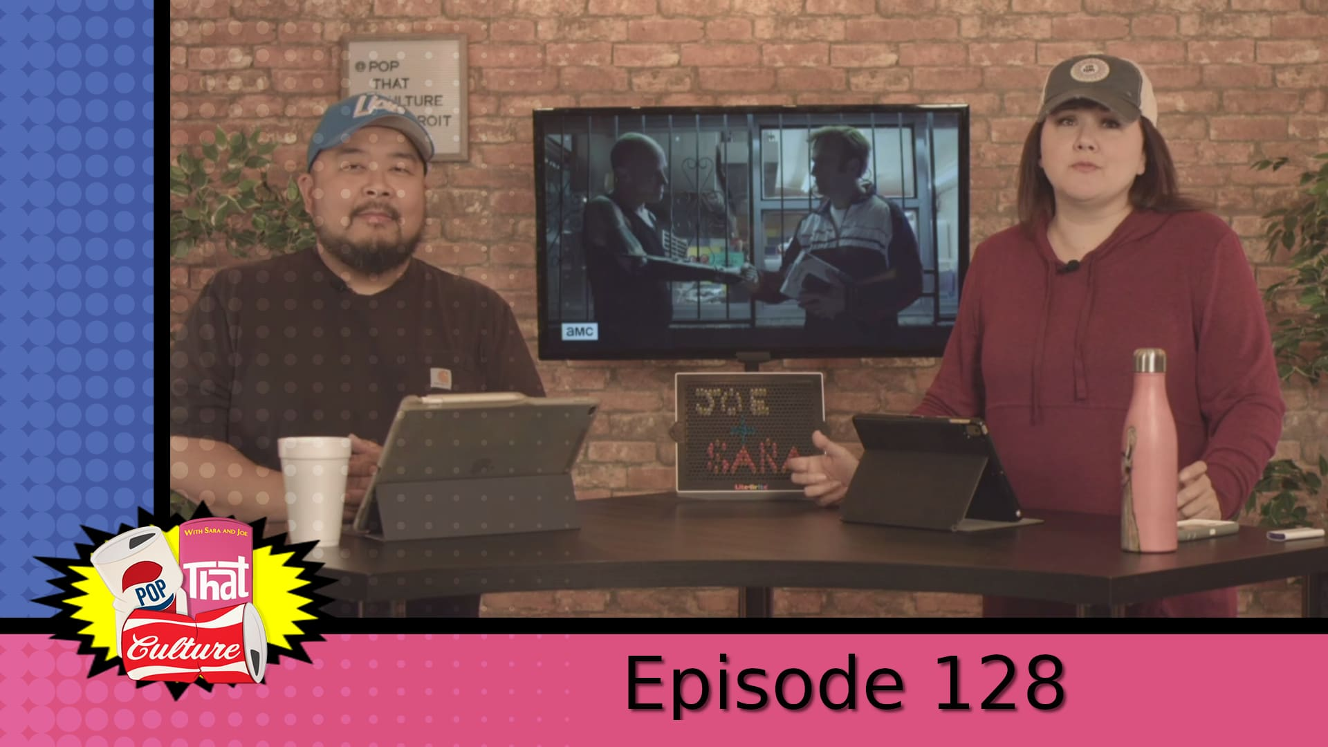 Pop That Culture - Episode 128