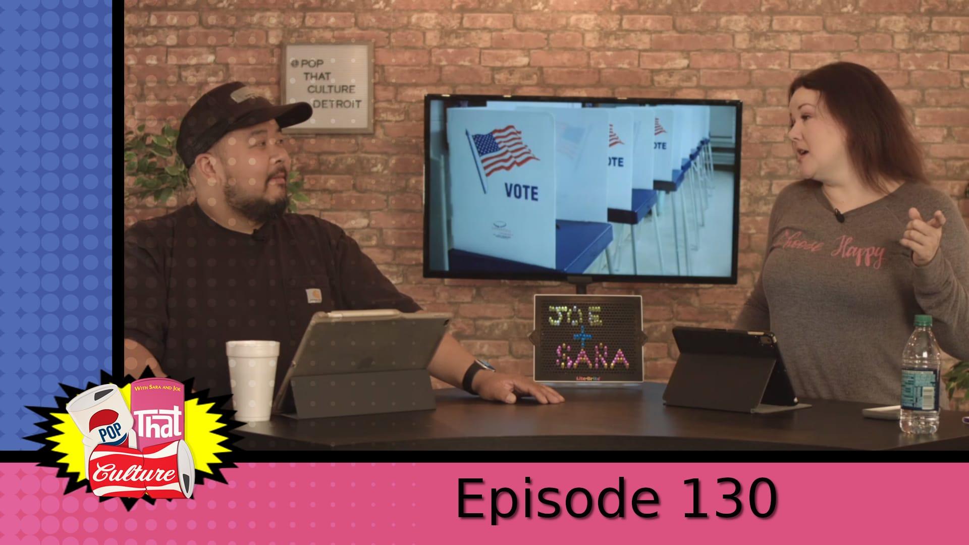 Pop That Culture - Episode 130
