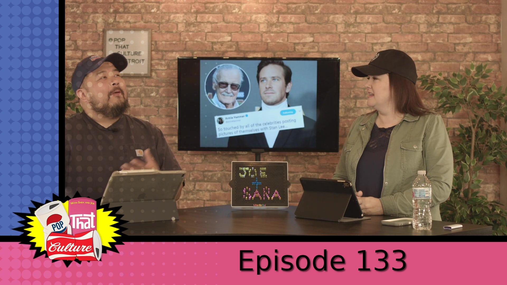 Pop That Culture - Episode 133