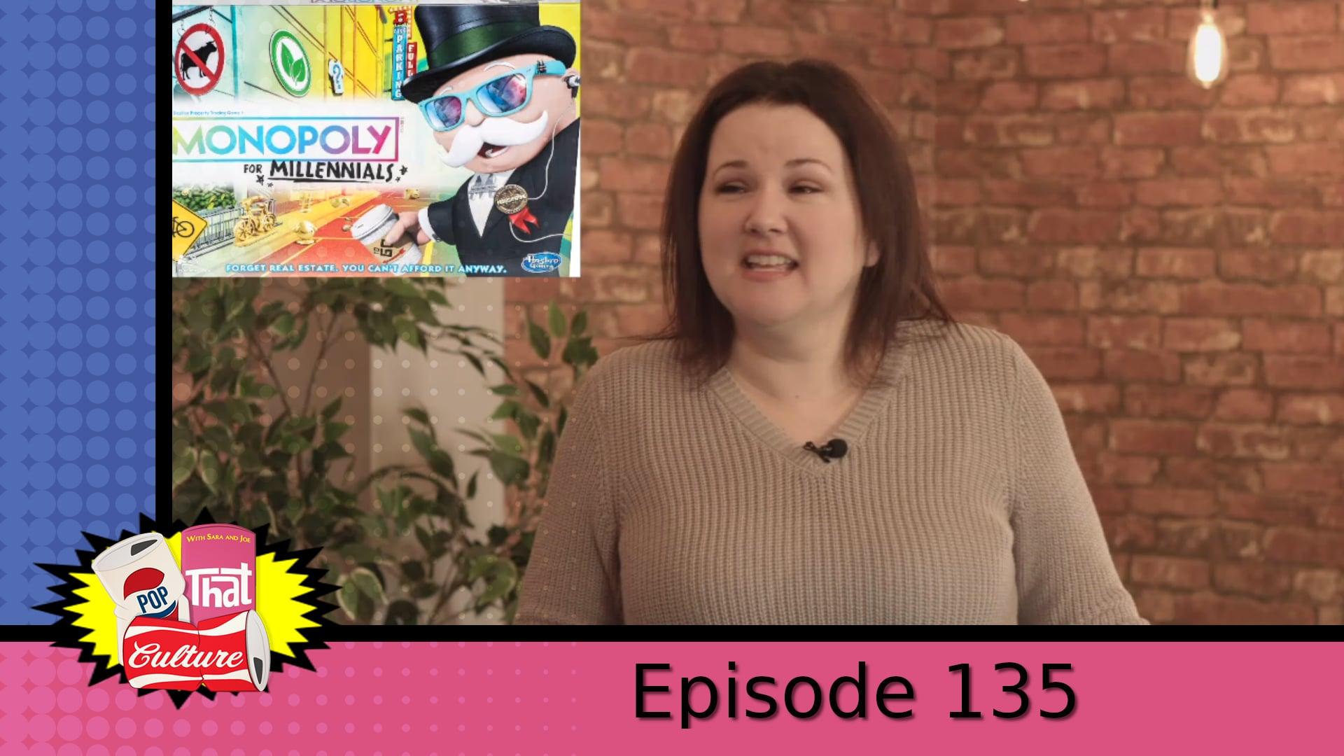 Pop That Culture - Episode 135