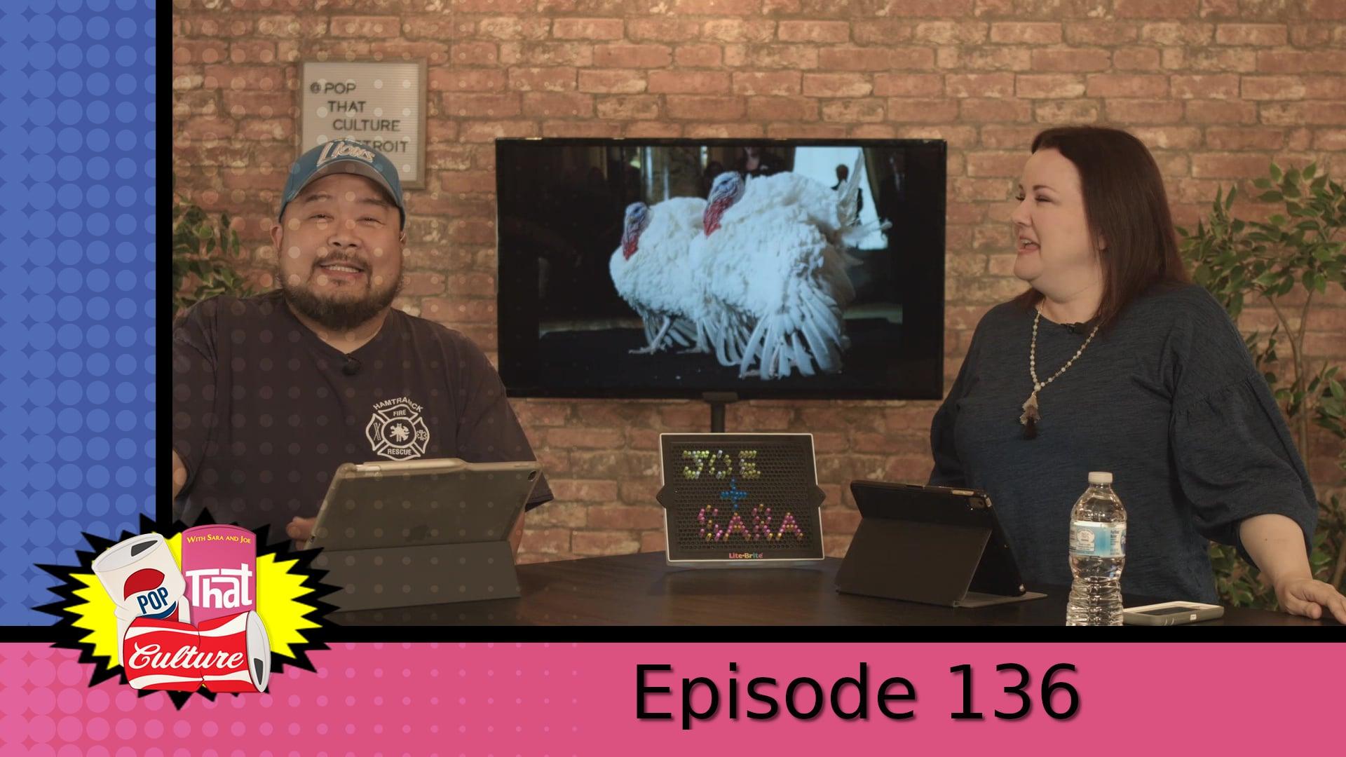 Pop That Culture - Episode 136