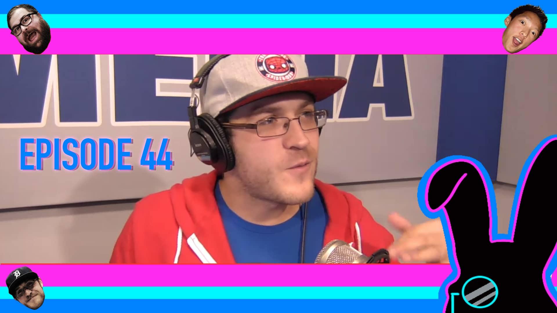 Geektainment Weekly - Episode 44