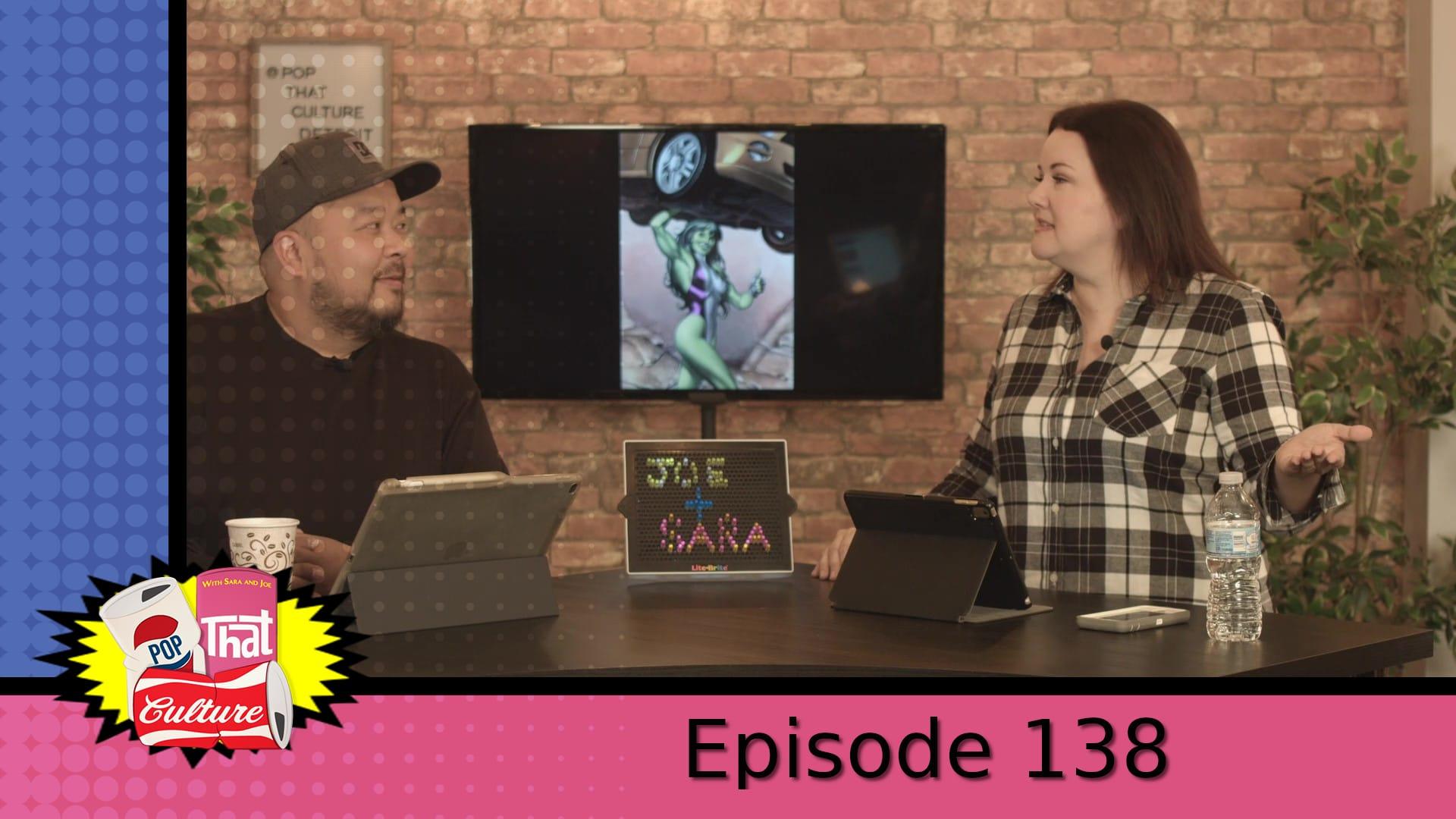 Pop That Culture - Episode 138