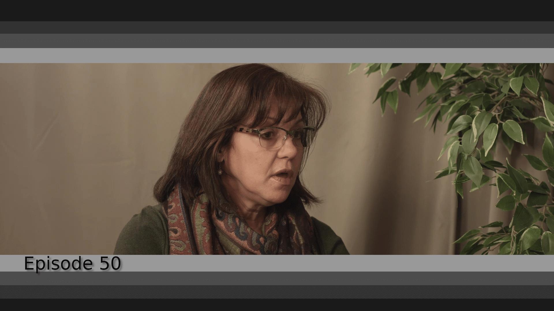 Gracefully Greying - Episode 50