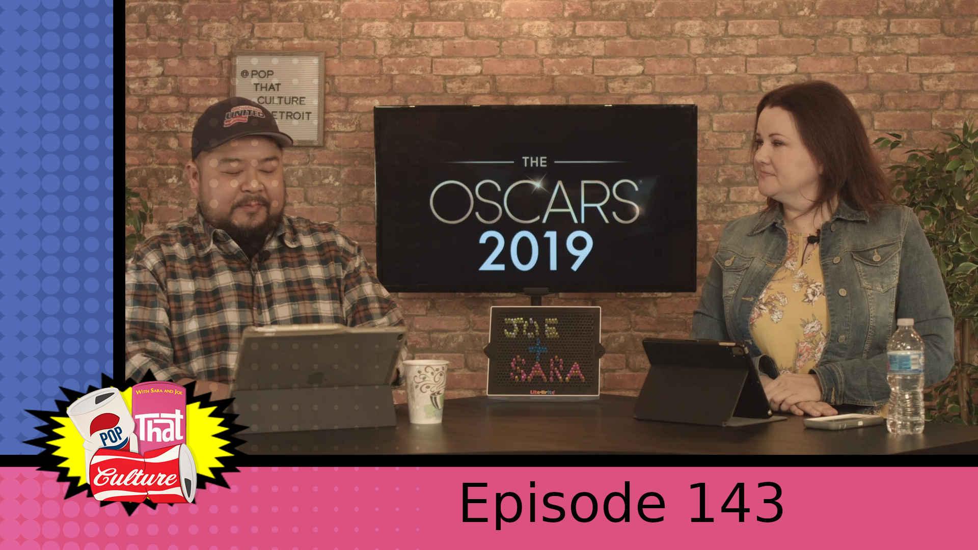 Pop That Culture - Episode 143