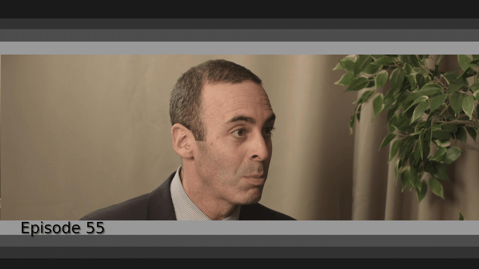 Gracefully Greying - Episode 55