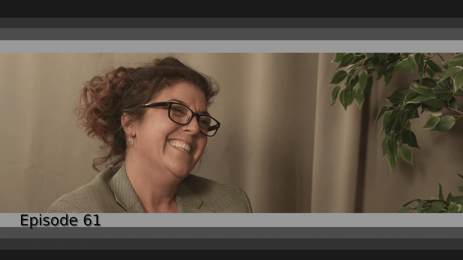 Gracefully Greying - Episode 61