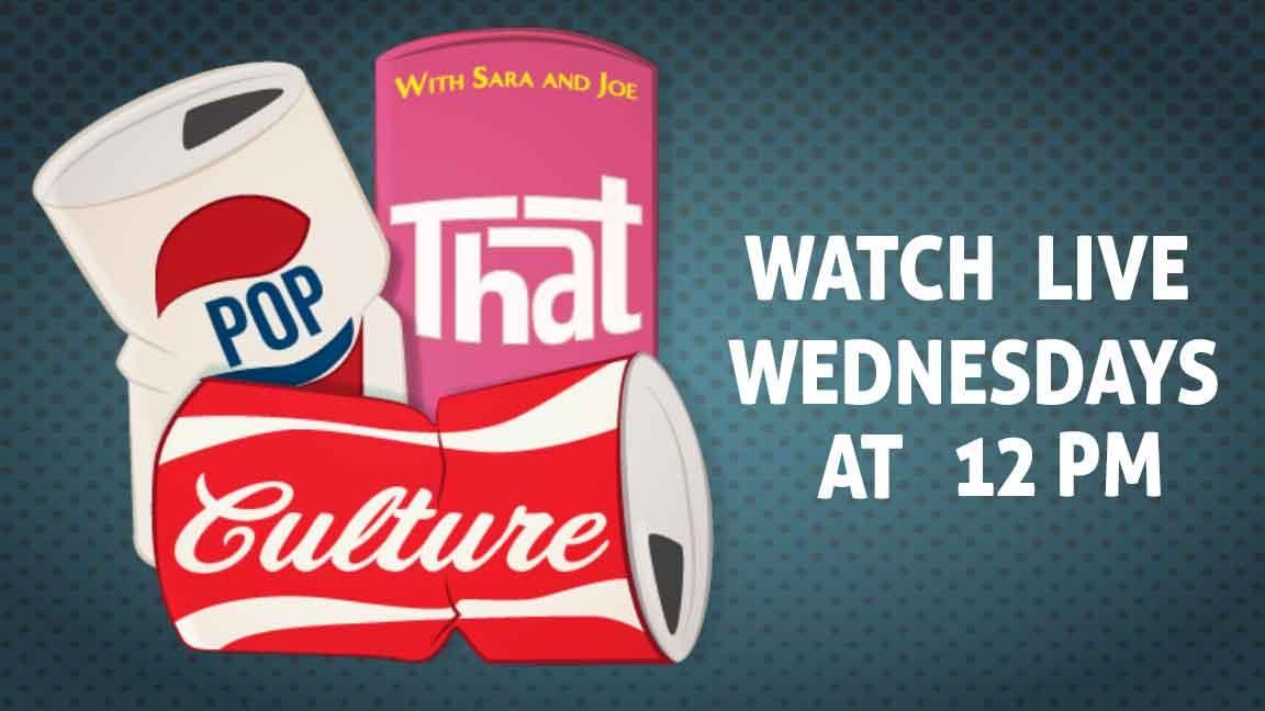 Watch Live - Pop That Culture