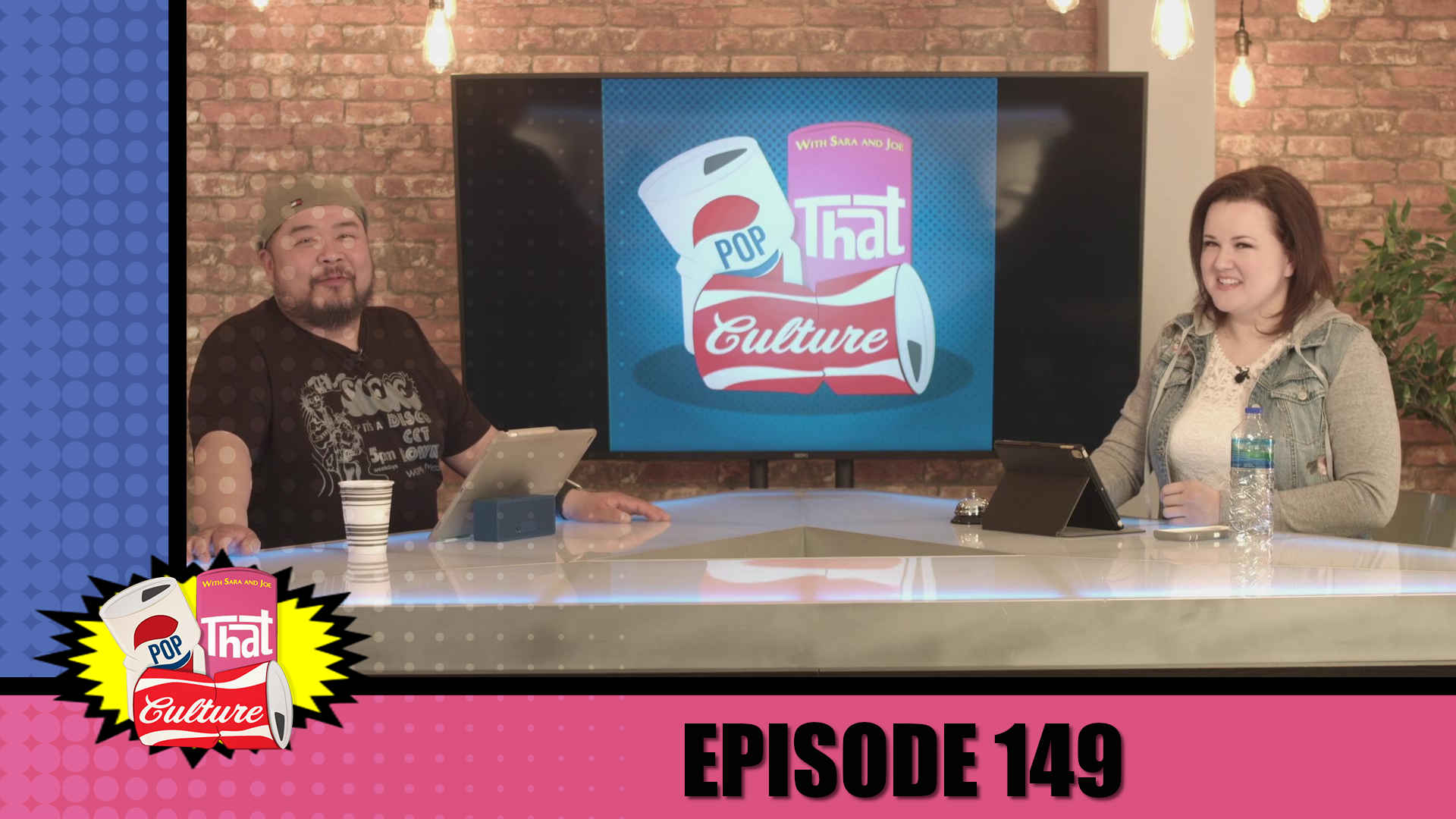 Pop That Culture - Episode 149
