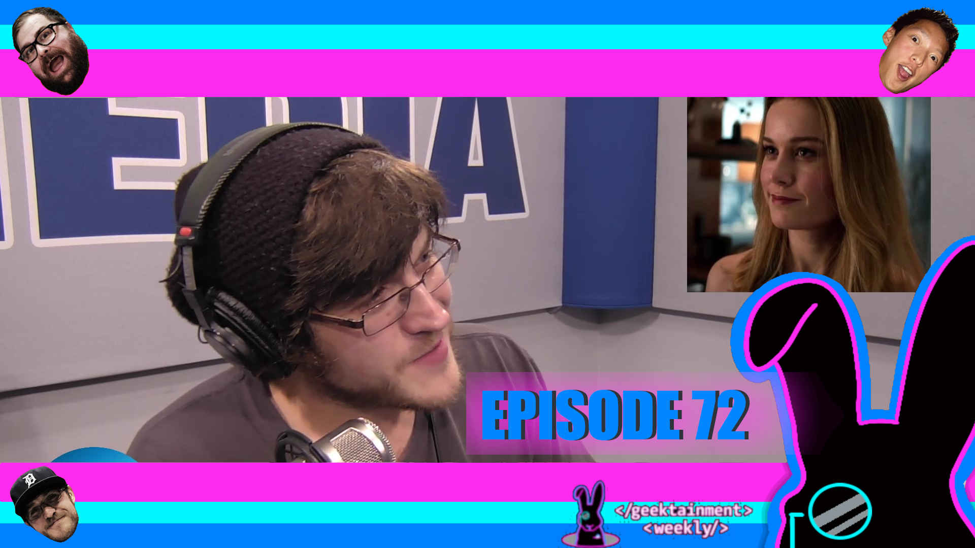 Geektainment Weekly - Episode 72