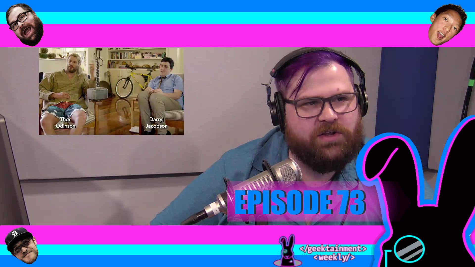 Geektainment Weekly - Episode 73