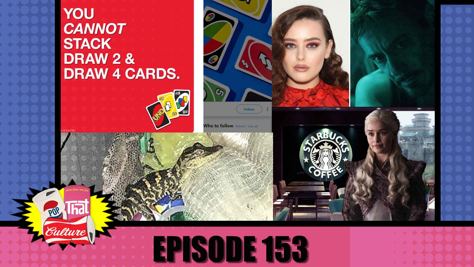 Pop That Culture - Episode 153