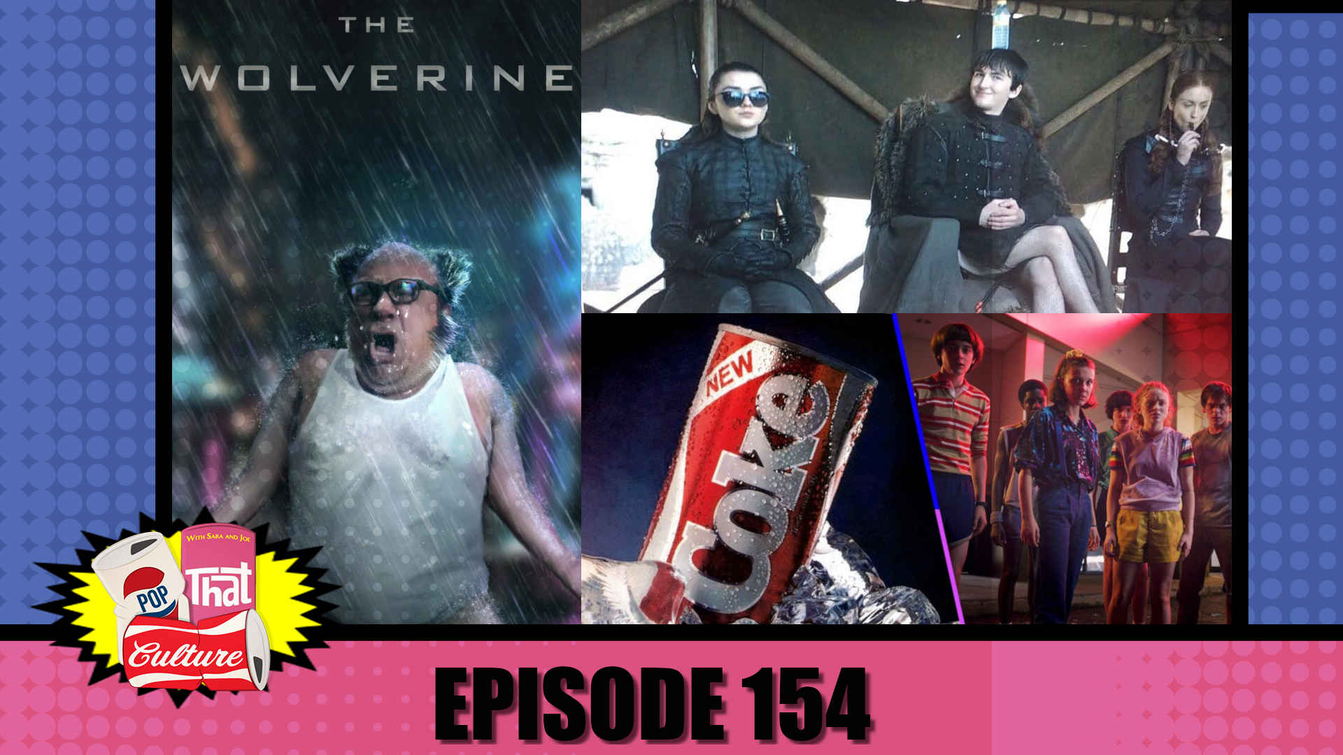 Pop That Culture - Episode 154