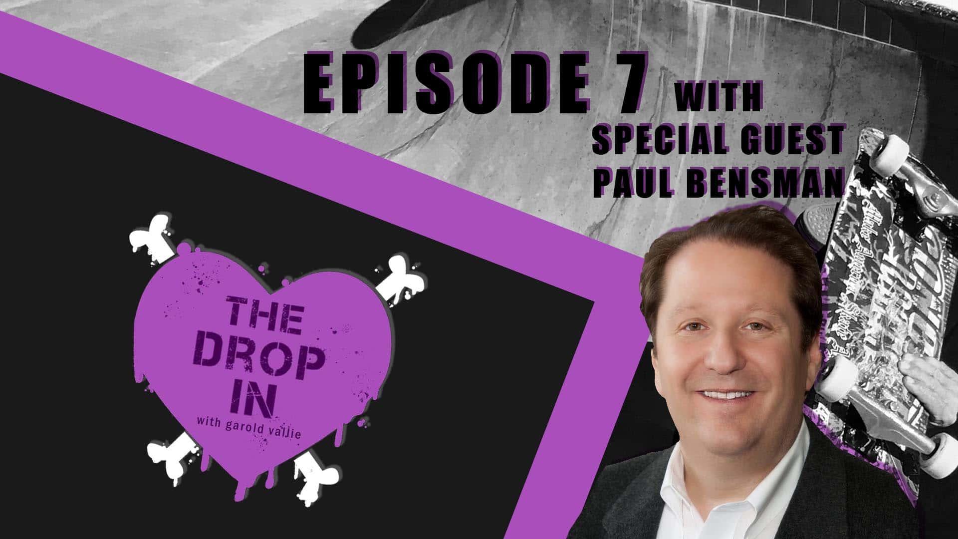 The Drop In with Garold Vallie - Episode 7