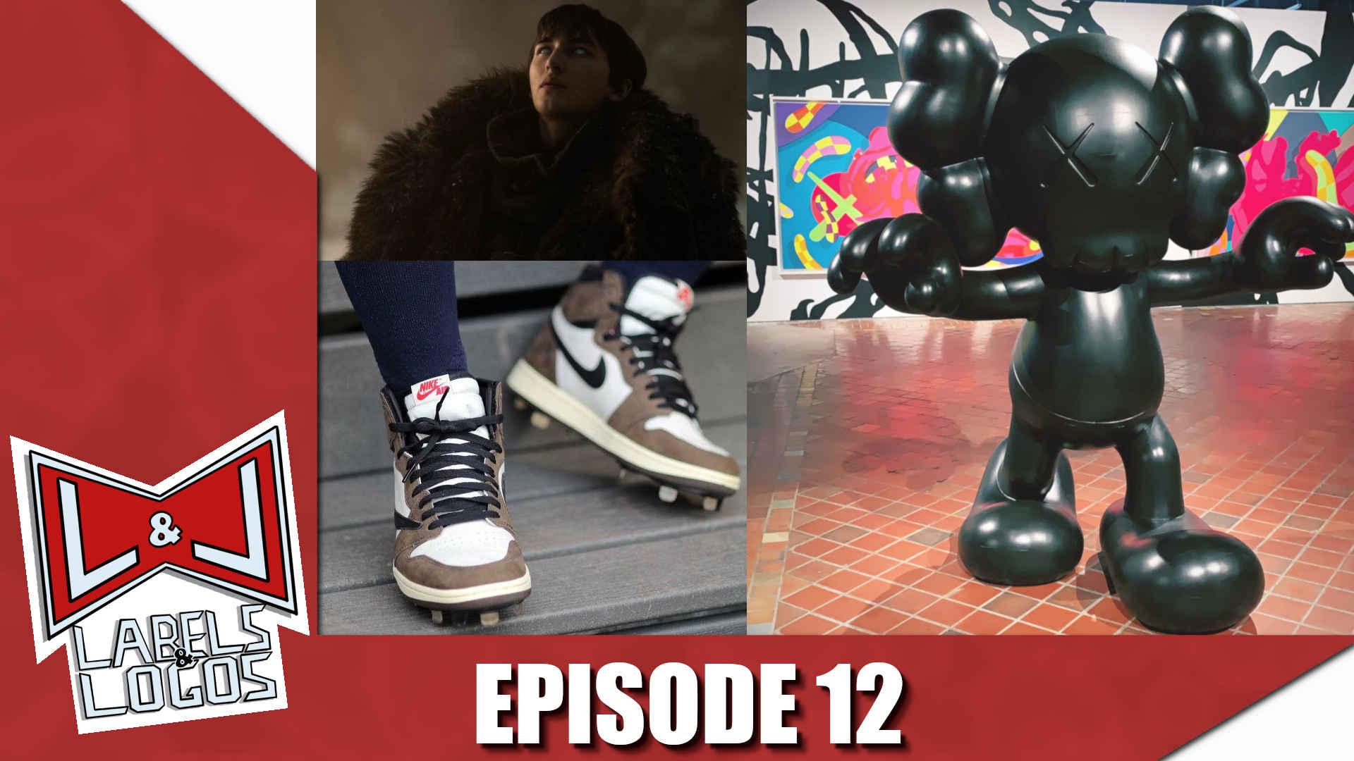 Labels & Logos - Episode 12